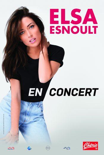 Concert Elsa Esnoult les arènes de metz